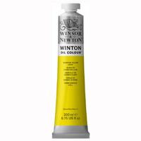 W&N Winton 200ml 119 Vaalea kadmiumin keltainen (hue)