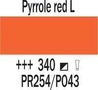 Cobra Study 40ml 340 Pyrolin punainen L