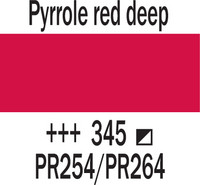 Cobra Study 40ml 345 Pyrolin punainen D