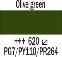 Cobra Study 40ml 620 Oliivinvihreä