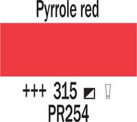 Cobra Study 200ml 315 Pyrolin punainen