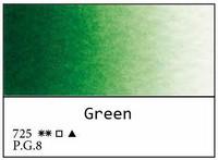 White Nights akvarellinappi 725 Green