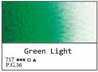 White Nights akvarellinappi 717 Green light