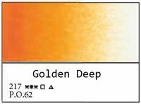 White Nights akvarellinappi 217 Golden deep