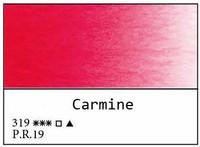 White Nights akvarellinappi 319 Carmine