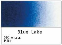 White Nights akvarellinappi 510 Blue lake