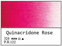White Nights akvarellinappi 324 Quinacridone rose