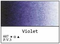 White Nights akvarellinappi 607 Violet