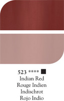 DR Georgian öljyväri 38ml 523 Indian red