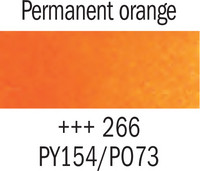 Gogh akv. 10ml 266 Permanent orange