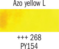 Gogh akv. 10ml 268 Azo yellow light