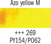 Gogh akv. 10ml 269 Azo yellow med