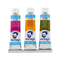 Gogh akv. 10ml 370 Permanent red light