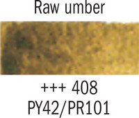 Gogh akv. 10ml 408 Raw umber