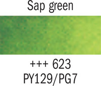 Gogh akv. 10ml 623 Sap green