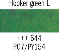 Gogh akv. 10ml 644 Hooker green light