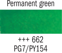 Gogh akv. 10ml 662 Permanent green