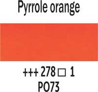 Van Gogh akv. 278 Pyrrole orange