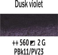 Van Gogh akv. 560 Dusk violet