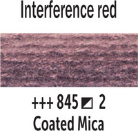 Van Gogh akv. 845 Interference red