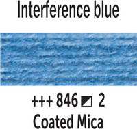 Van Gogh akv. 846 Interference blue