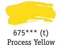 DR System 3 acrylic 150ml 675 Process yellow