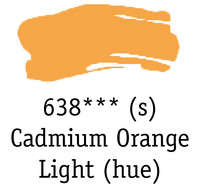 DR System 3 acrylic 150ml 638 Cad orange light(hue