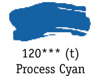 DR System 3 acrylic 150ml 120 Process cyan