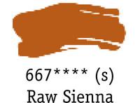 DR System 3 acrylic 150ml 667 Raw sienna