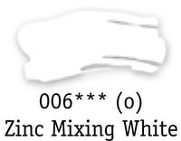 DR System 3 acrylic 500ml 006 Zinc mixing white
