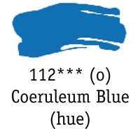 DR System 3 acrylic 500ml 112 Coeruleum blue (hue)