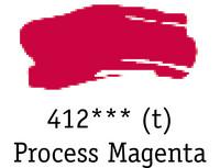 DR System 3 acrylic 500ml 412 Process magenta