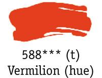 DR System 3 acrylic 500ml 588 Vermilion (hue)