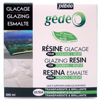 Pebeo Glazing Resin valuhartsi 300ml
