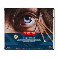 Derwent lightfast 24 värikynää