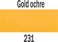 Ecoline Brushpen 231 GOLD OCHRE