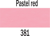 Ecoline Brushpen 381 PASTEL RED