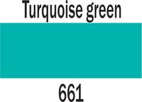 Ecoline Brushpen 661 TURQUOISE GREEN