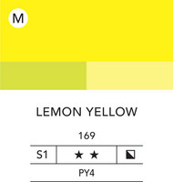 L&B Flashe Acrylic 80ml 169 Lemon Yellow