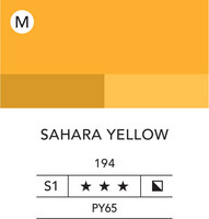 L&B Flashe Acrylic 80ml 194 Sahara yellow