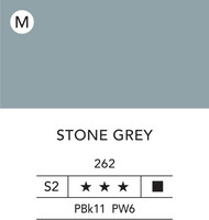 L&B Flashe Acrylic 80ml 262 Stone grey