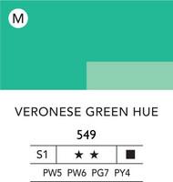 L&B Flashe Acrylic 80ml 549 Veronese Green Hue