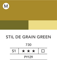 L&B Flashe Acrylic 80ml 730 Stil de Grain Green