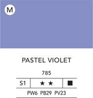 L&B Flashe Acrylic 80ml 785 Pastel violet