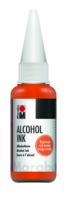 Marabu Alcohol ink 20 ml 023 red orange