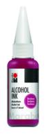 Marabu Alcohol ink 20 ml 034 bordeaux