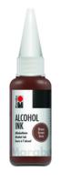 Marabu Alcohol ink 20 ml 285 brown