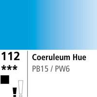 DR Aquafine Gouache 112 15ml Coeruleum (Hue)