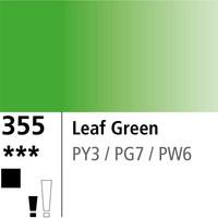 DR Aquafine Gouache 355 15ml Leaf Green