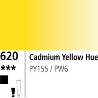 DR Aquafine Gouache 620 15ml Cad. Yellow Hue
